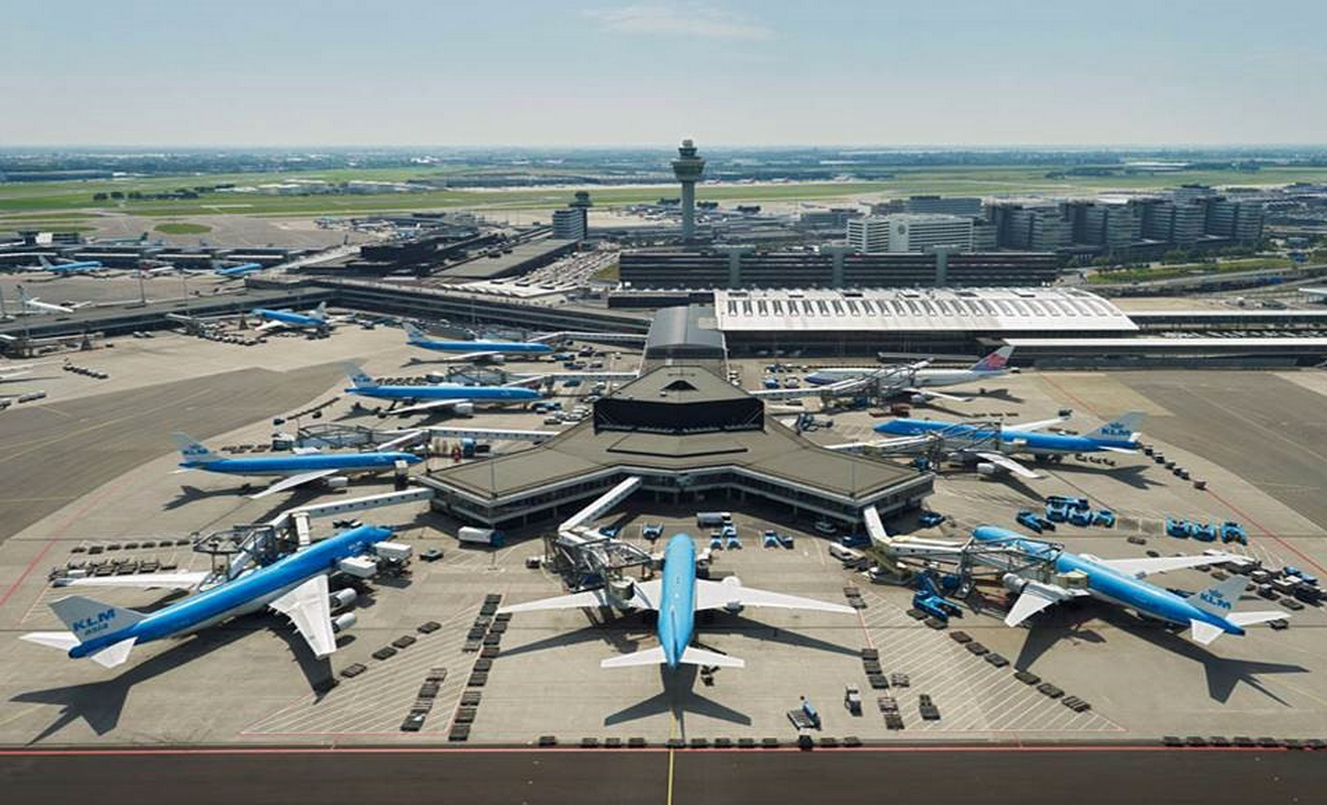 Schiphol picture AirPortal