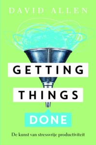 Vlog: Boekreview David Allen – Getting Things Done